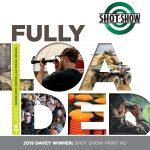 2019 DAVEY WINNER: SHOT SHOW PRINT AD