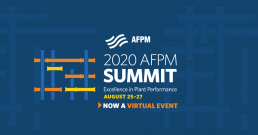 AFPM 2020 Virtual Summit Branding