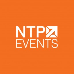 NTP Events in CSG Creative design portfolio
