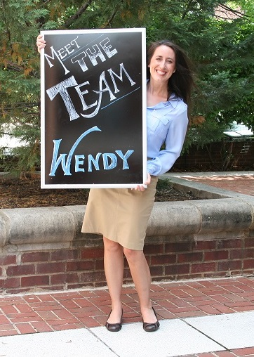 wendy meet the team